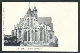 +++ LOUVAIN - LEUVEN - Eglise St Pierre - Pub Publicité Nougat VD  // - Leuven