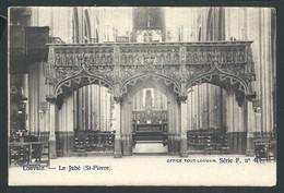 +++ LOUVAIN - LEUVEN - Le Jubé - St Pierre  // - Leuven