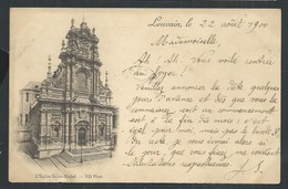 +++ LOUVAIN - LEUVEN - Eglise St Michel - 1900   // - Leuven