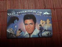 P304 Elvis Presley 505 L (Mint,Neuve) Tirage 1000 Ex Rare - Belgique