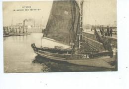 Oostende Ostende Le Bassin Des Pêcheurs - Oostende