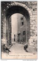 13 AUBAGNE - Porte De L'ancien ChAteau - Aubagne