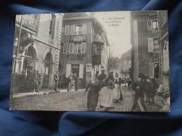 Masevaux écrit Massevaux  La Mairie, Hotel - Animée : Soldats - Ed. Chadourne 81  - R246 - Masevaux