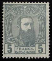 Congo Belga 13 * - 1884-1894 Precursori & Leopoldo II