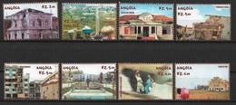 ANGOLA 2000 Buildings - Angola