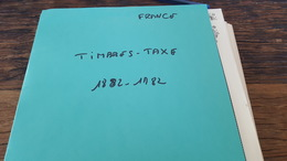 LOT 422990 POCHETTE DE TIMBRE DE FRANCE - France