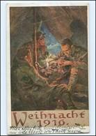 Y10697/ Weihnachten Im Felde 1916 1.Weltkrieg AK Kriegsfürsorgeamt Bozen - Gries - Weltkrieg 1914-18