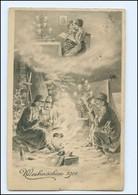 Y10677/ Weihnachten Im Felde 1914  Soldaten 1914 - Weltkrieg 1914-18