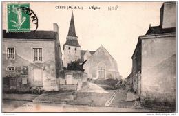 49 CLEFS - L'église - - France