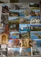 50 CARTOLINE PAESAGGISTICHE E NO ITALIA    (C) - Cartoline