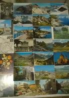 50 CARTOLINE PAESAGGISTICHE E NO ITALIA    (E) - Cartoline