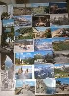 50 CARTOLINE PAESAGGISTICHE E NO ITALIA    (L) - Cartoline