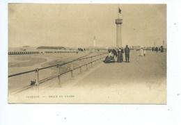 Oostende Ostende Digue Et Phare - Oostende