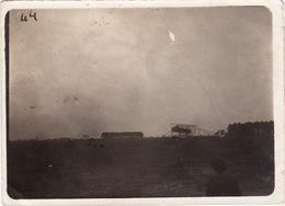 Photo Avril 1915 Camp (champ) D'aviation De ROMORANTIN - Départ D'un Avion Maurice Farman MF 11 (A202, Ww1, Wk 1) - Romorantin