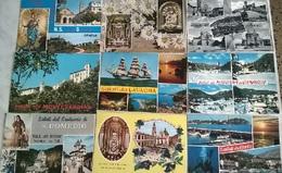 9 CARTOLINE SALUTI DA ...   (O) - Cartoline