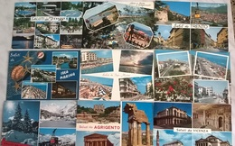 9 CARTOLINE SALUTI DA ...   (P) - Cartes Postales