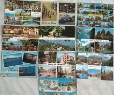 10 CARTOLINE SALUTI DA ...   (Q) - Cartes Postales
