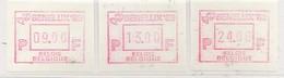 """PIA - BEL - 1989 -  Tps De Distributeurs : """"BENELUX  89"""" - Expo Phil. à Bruxelles - (Yv 25) - Belgio"""