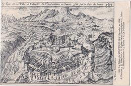 73. Le Siège De MONTMELIAN. 301 - Montmelian