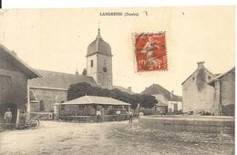 LANDRESSE. LE LAVOIR - Frankrijk