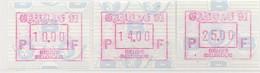 "PIA - BEL - 1991 -  Tps De Distributeurs : ""GANDAE""- Expo Phil. à Gent  - (Yv 35) - Belgio"