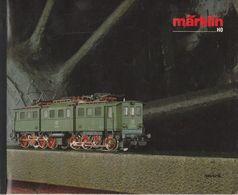 Marklin Catalogus 1986 - Books And Magazines