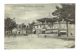 ALLIER 03 DOMPIERRE SUR BESBRE Place Du Kiosque N° 5048 Lageneste Pas Courante - Autres Communes