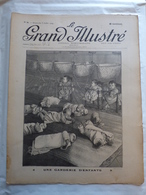 LE GRAND ILLUSTRE N° 16 Du 5/7/1904 LA COUPE GORDON BENETT - L'AFFAIRE DES CHATREUX -GUILLAUME II A LA COURSE AUTOMOBILE - Newspapers