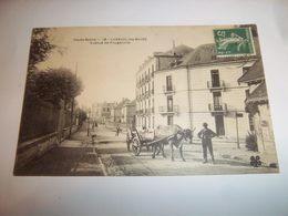 6dfk - CPA N°18 - LUXEUIL LES BAINS - Avenue De Fougerolle -  [70] Haute Saône - - Luxeuil Les Bains