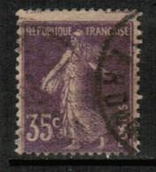 FRANCE  Scott # 175 F-VF USED (Stamp Scan # 429) - France