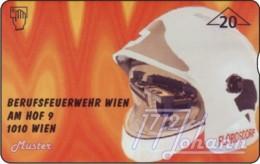 """TWK Österreich Privat: """"Berufsfeuerwehr Wien 1"""" Gebr. - Oesterreich"""