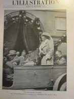1913  Le Président Poincaré  En Visite à Brive - Unclassified