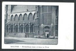 +++ CPA - MALINES  MECHELEN - Notre Dame Prise Au Dela De La Dyle  // - Malines