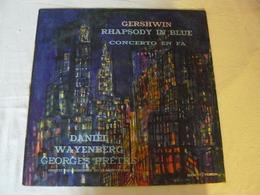 300 C 116 . GERSHWIN RHAPSODY IN BLUE - Classique