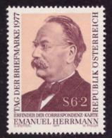 Autriche 1392** Emmanuel Hermann - 1945-.... 2ème République