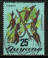 GUYANA  Scott # 141 VF USED (Stamp Scan # 429) - Guyana (1966-...)