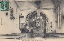 Grez-sur-Roc. Intérieur De  L'Eglise - Autres Communes