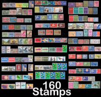 Europa Lot De +-140 Timbres Europa Et +-10 Autres Pays Nordiques - Sammlungen