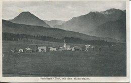 005863  Hochfilzen  Mit Dem Wildseelader - Österreich