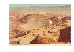 Cpm - Bingham Canyon Kennecott Utah  - Mine De Cuivre à Ciel Ouvert - 1973 - Autres