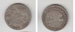 CHILE - 20 CENTS 1880 - Chile
