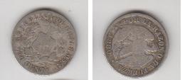 CHILE - 20 CENTS 1880 - Chili