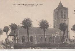 Woesten Bij Vleteren, De Kerk - Vleteren