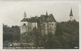 005869  Raabs An Der Thaya - Schloss - Raabs An Der Thaya