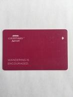 Marriott Hotel Hong Kong - Hotel Keycards