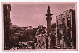 SYRIA/SYRIE - DAMAS/DAMASCUS MOSQUEE DERVICHE PACHA / MOSQUE / AUTOBUS (ED.GULEF) - Siria