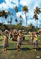 1 AK Tahiti * Welcome For Tourists In Tahiti * French Polynesia * Französisch Polynesien - IRIS Karte Nr. 69 - French Polynesia