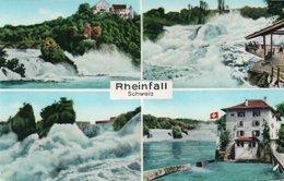 RHEINFALL- VIAGGIATA 1963-FOTOGRAFICA - SH Schaffhouse