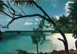 1 AK Insel Lifou * New Caledonia - Nouvelle Caledonie - Neukaledonien * Lifou Ist Eine Der Loyalitätsinseln * IRIS Karte - Neukaledonien
