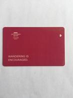 Marriott Hotel Mumbai India - Hotel Keycards